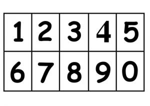 الگوی اعداد