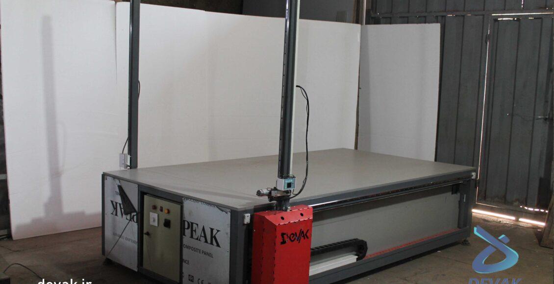 دستگاه CNC برای برش یونولیت و فوم
