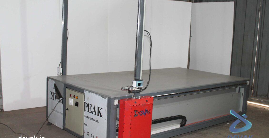 دستگاه CNC حرفه ای برش یونولیت ۴ محوره و ۵ محوره دیوک